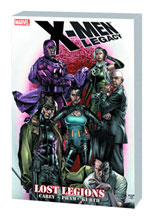 Image: X-Men Legacy: Lost Legions SC  - Marvel Comics