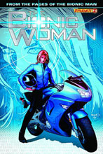 Image: Bionic Woman #2 - D. E./Dynamite Entertainment