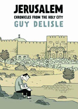Image: Jerusalem: Chronicles from the Holy City HC  - Drawn & Quarterly