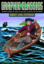 Image: Graphic Classics Vol. 09: Robert Louis Stevenson SC  (2nd edition) - Eureka Productions