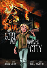 Image: Girl Who Owned a City SC  - Lerner Publishing Group