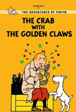 Image: Adventures of Tintin: The Crab with the Golden Claws  (YR edition) SC - Little Brown & Company