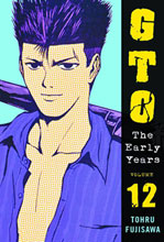 Image: GTO: The Early Years Vol. 12 SC  - Vertical Inc