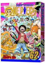 Image: One Piece Vol. 62 SC  - Viz Media LLC