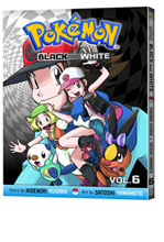 Image: Pokemon Black & White Vol. 06 SC  - Viz Media LLC
