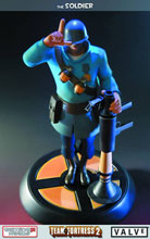 Image: Team Fortress 2: The Soldier Statue  -