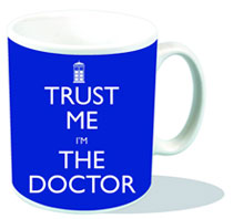 Image: Doctor Who Mug: Keep Calm, I'm the Doctor  -