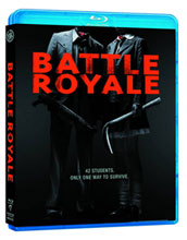 Image: Battle Royale Complete Collection BluRay  -