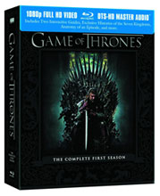 Image: Game of Thrones Complete First Season BluRay  -