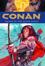 Image: Conan: Queen of the Black Coast SC  - Dark Horse Comics