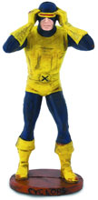 Image: Classic Marvel Characters Series X-Men Statue No. 1: Cyclops  - Dark Horse Comics
