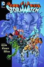 Image: Stormwatch Vol. 02 HC  - Dc Comics