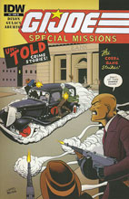 Image: G.I. Joe: Special Missions #2 (10-copy incentive cover)