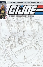 Image: G.I. Joe: A Real American Hero #189 (10-copy incentive cover)