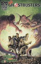 Image: Ghostbusters #3 (10-copy incentive cover)