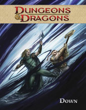 Image: Dungeons & Dragons Vol. 03: Down SC  - IDW Publishing
