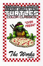 Image: Teenage Mutant Ninja Turtles: Works Vol. 01 HC  - IDW Publishing