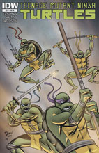 Image: Teenage Mutant Ninja Turtles #21  (10-copy incentive cover)