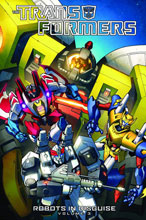 Image: Transformers: Robots in Disguise Vol. 03 SC  - IDW Publishing