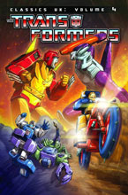 Image: Transformers Classics U.K. Vol. 04 SC  - IDW Publishing