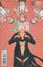 Image: Uncanny X-Men #4 (Anka variant cover) - Marvel Comics