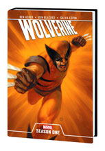 Image: Wolverine Season One HC
