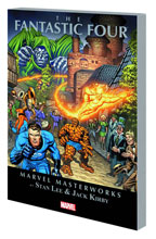 Image: Marvel Masterworks: Fantastic Four Vol. 09 SC  - Marvel Comics