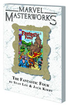 Image: Marvel Masterworks: Fantastic Four Vol. 09 SC  (DM cover) (53)