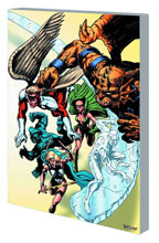 Image: Essential Defenders Vol. 07 SC  - Marvel Comics