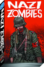 Image: Nazi Zombies SC  - Antarctic Press