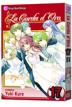 Image: La Corda D'Oro Vol. 17 SC  - Viz Media LLC