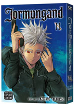 Image: Jormungand Vol. 11 SC  - Viz Media LLC