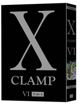 Image: X  (3-in-1 edition) Vol. 06 SC - Viz Media LLC