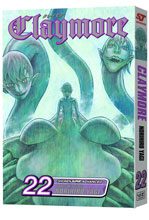 Image: Claymore Vol. 22 SC  - Viz Media LLC