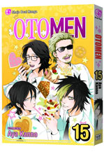Image: Otomen Vol. 15 GN  - Viz Media LLC