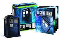 Image: Doctor Who Light-Up Tardis Kit  - Running Press