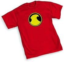 Image: Red Robin Symbol T-Shirt  (L) - Dc Heroes Apparel