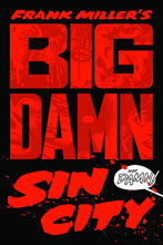 Image: Big Damn Sin City HC  - Dark Horse Comics