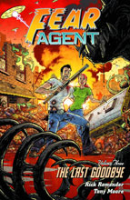 Image: Fear Agent Vol. 03: Last Goodbye SC  (2nd edition) - Dark Horse Comics