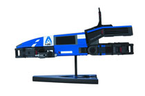 Image: Mass Effect: Alliance Shuttle Replica  - Dark Horse Comics