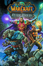 Image: World of Warcraft: Dark Riders SC  - DC Comics