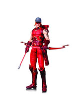 Image: DC Comics New 52 Action Figure: Arsenal  - DC Direct