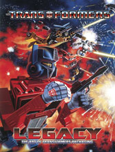 Image: Transformers Legacy: A Celebration of Package Art HC  - IDW Publishing