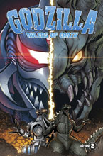 Image: Godzilla: Rulers of Earth Vol. 02 SC  - IDW Publishing