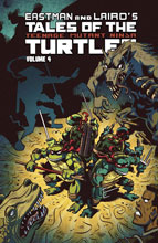 Image: Tales of the Teenage Mutant Ninja Turtles Vol. 04 SC  - IDW Publishing