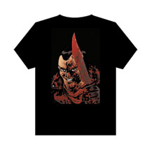 Image: Walking Dead Negan T-Shirt  (L) - Image Comics