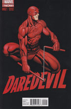 Image: Daredevil #2 (variant cover - Cho) - Marvel Comics