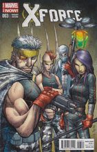 Image: X-Force #3 (variant cover - JRJr.) - Marvel Comics