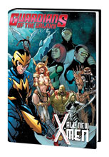 Image: Guardians of the Galaxy / All-New X-Men: The Trial of Jean Grey HC  - Marvel Comics