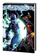 Image: Cataclysm: The Ultimates' Last Stand HC  - Marvel Comics